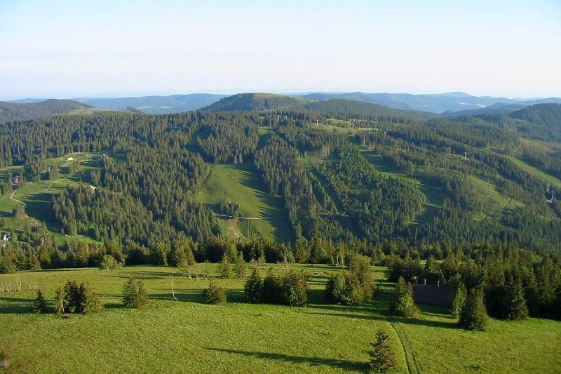 View from Feldberg