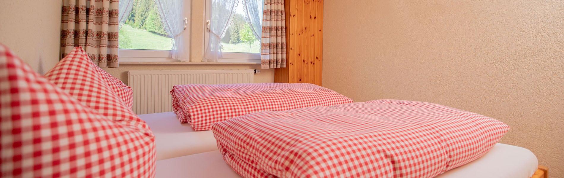 Blick vom Bett Wohnung Kamille_Josenmuehle2020_Slider